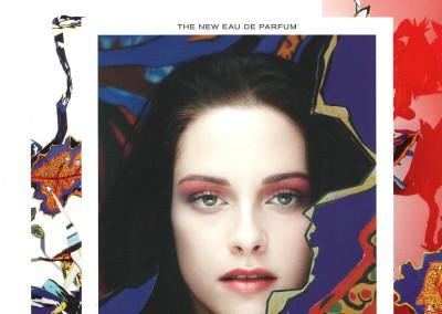 Microencapsulation de parfum - encart presse magazine