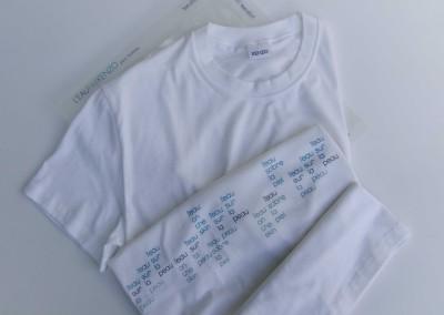 Microencapsulation textile : tee shirt parfumé