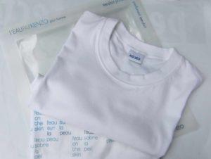 tee shirt parfume par Euracli, les microcapsules textiles ont des pouvoirs...